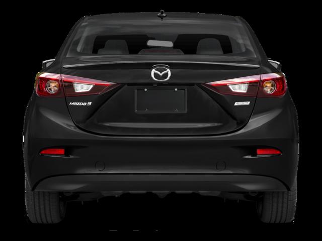 2018 Mazda Mazda3 4-Door Grand Touring 4dr Car