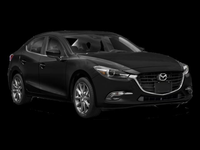 2018 Mazda Mazda3 Grand Touring 4dr Car