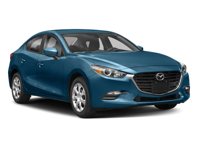 2018 Mazda Mazda3 4-Door Sport 4dr Car