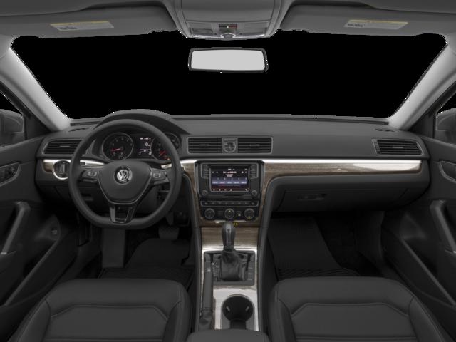 2017 Volkswagen Passat 1.8T SE w/Technology 4dr Car