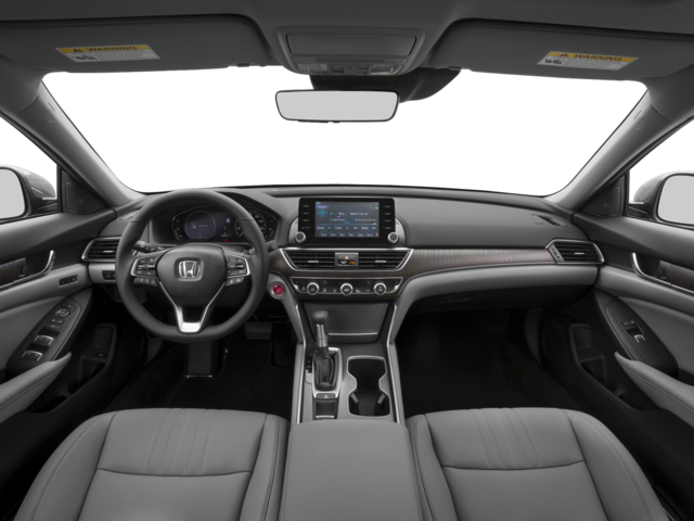 2018 Honda Accord Sedan EX-L Sedan