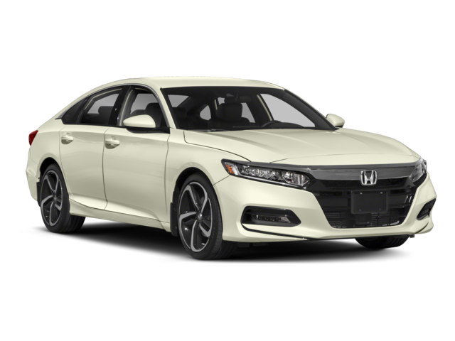 2018 Honda Accord Sedan Sport 1.5T Sedan