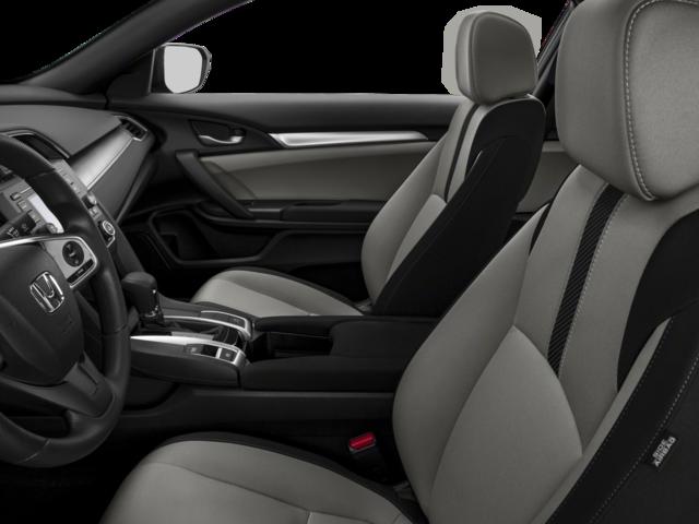 2018 Honda Civic Coupe LX-P Coupe