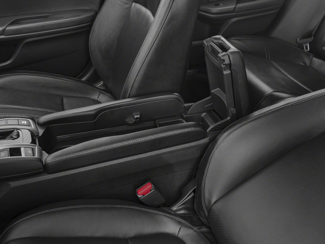 2018 Honda Civic Sedan EX-L Sedan