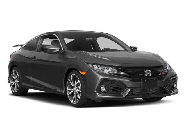 2018 Honda Civic Si Coupe Manual Coupe