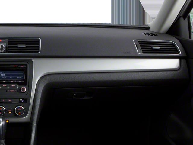 2012 Volkswagen Passat 4dr Sdn 2.5L S PZEV 4dr Car