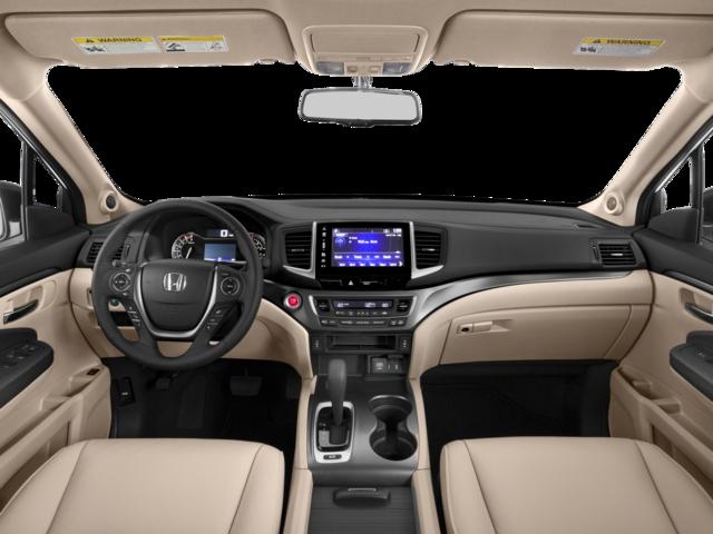 2018 Honda Pilot EX-L SUV