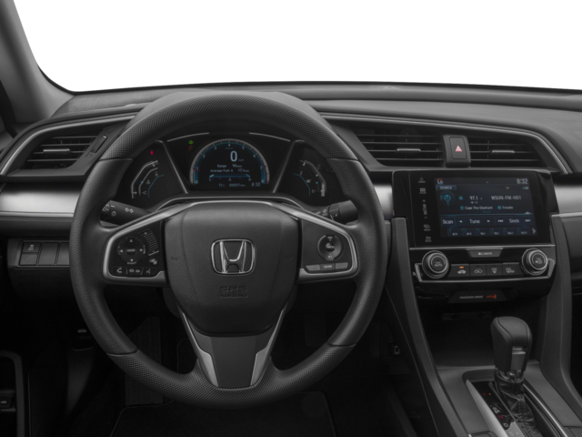 2017 Honda Civic Sedan EX Sedan