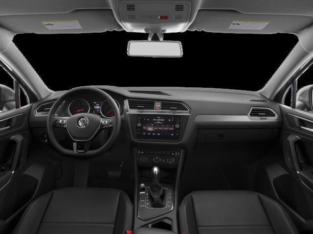 2018 Volkswagen Tiguan 2.0T SEL 2.0T SEL 4dr SUV