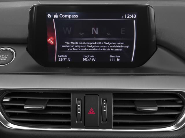 2017 Mazda Mazda6 Touring Touring 4dr Sedan 6M (midyear release)