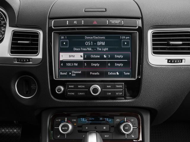 2017 Volkswagen Touareg Sport w/Technology Sport Utility