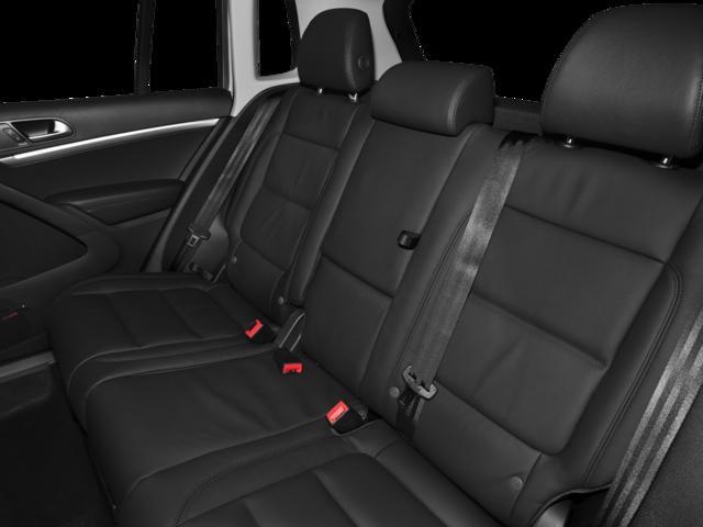 2017 Volkswagen Tiguan 2.0T S Sport Utility 2WD