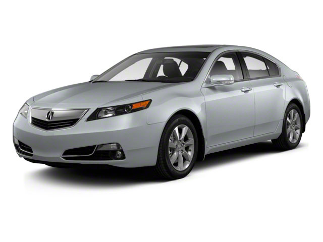 2012 Acura TL Tech Auto leather  sunroof  navigation  xm radio  bluetooth  clean carfax  one