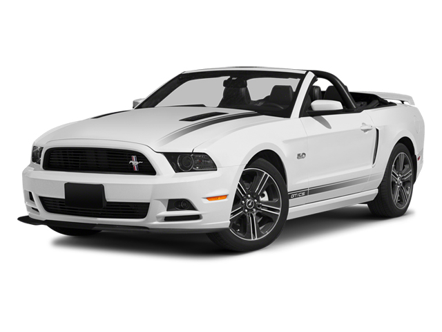 2013 FORD MUSTANG GT PREMIUM performance white charcoal black interior 10 miles VIN 1ZVBP8FF6D5