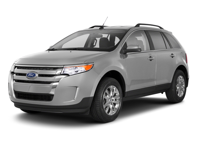 2013 FORD EDGE SEL ingot silver metallic charcoal black interior 1284 miles VIN 2FMDK4JC5DBB21