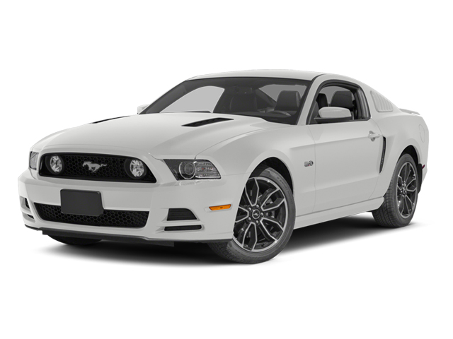2014 FORD MUSTANG GT oxford white black interior 10 miles VIN 1ZVBP8CFXE5277071