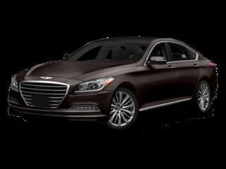 2015 Hyundai Genesis-Sedan