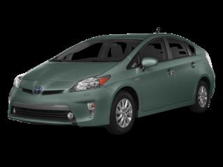 2014 Toyota Prius-Plug-In