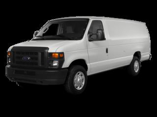 2014 Ford Econoline-Cargo-Van