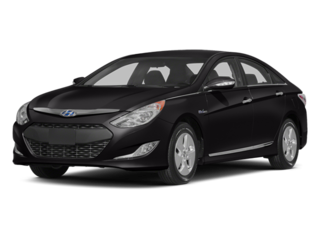 2014 Hyundai Sonata-Hybrid