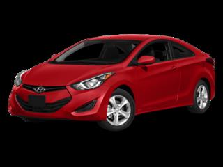 2014 Hyundai Elantra-Coupe