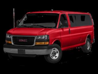 2015 GMC Savana-Passenger