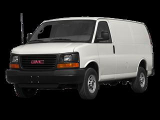 2014 GMC Savana-Cargo-Van