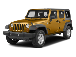 2014 Jeep Wrangler-Unlimited