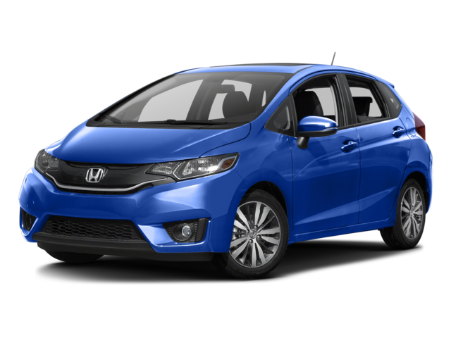 2016 Honda Fit EX-L 4D Hatchback