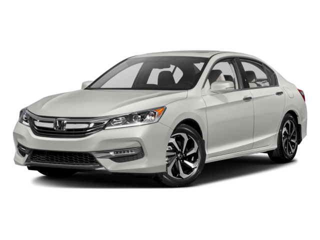 2016 Honda Accord EX-L 4D Sedan
