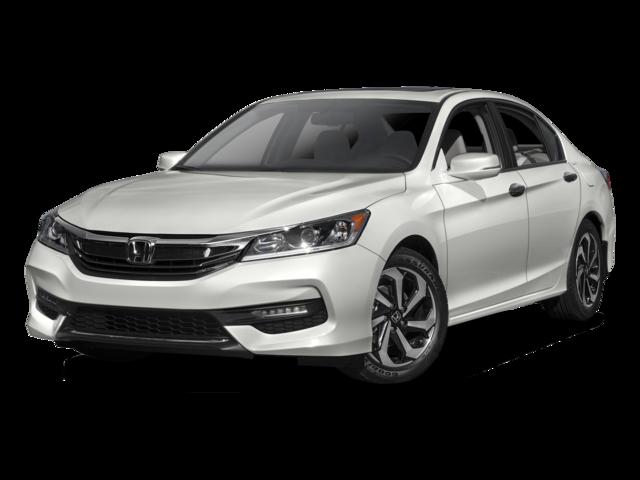 2016 Honda Accord EX-L 4D Sedan