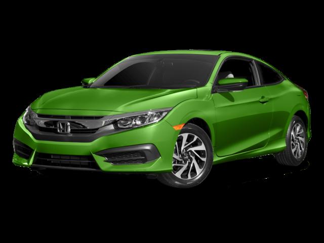 2016 Honda Civic LX 2D Coupe