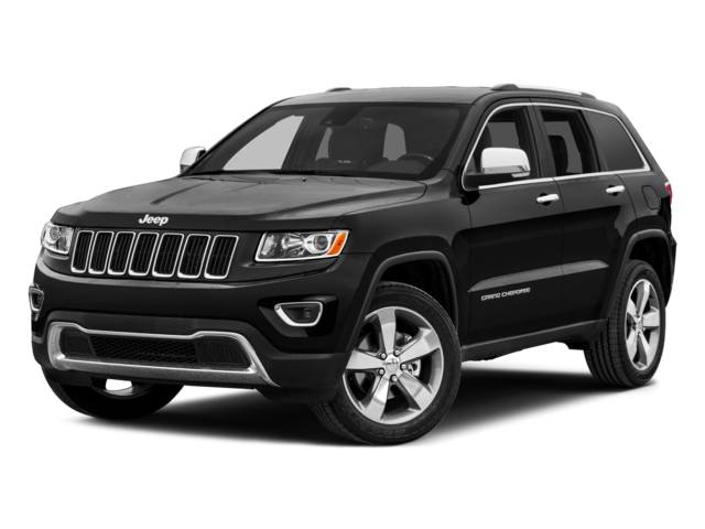 2015 Jeep Grand Cherokee Limited 4D Sport Utility