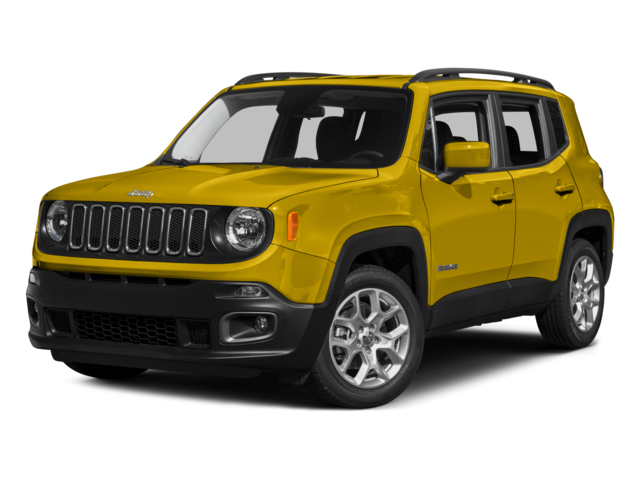 2015 Jeep Renegade FWD 4dr Latitude Sport Utility