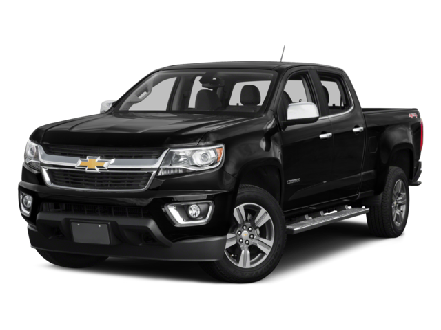 2016 Chevrolet Colorado 4x2 LT 4dr Crew Cab 5 ft. SB Truck