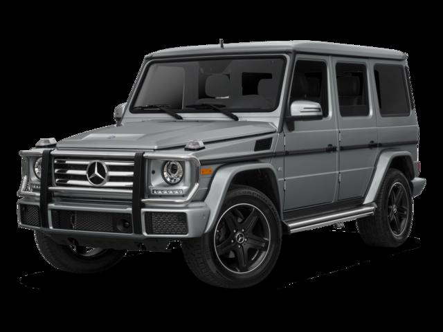 2016 Mercedes-Benz G-Class G550 4MATIC SUV Sport Utility