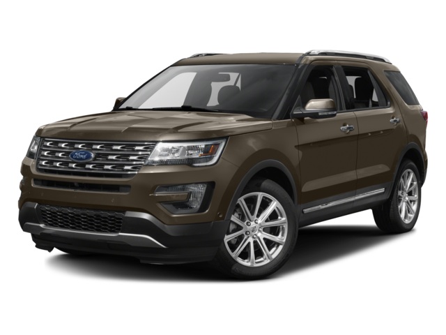 2016 Ford Explorer Limited 4dr SUV