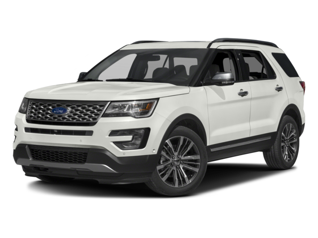 2016 Ford Explorer AWD Platinum 4dr SUV
