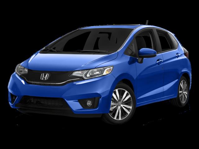 New Honda Fit 5dr HB CVT EX