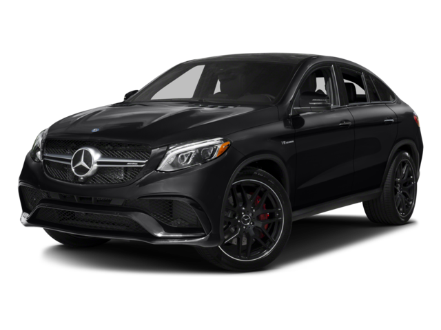 2016 Mercedes-Benz GLE GLE63 AMG 4MATIC S-Model Coupe Sport Utility