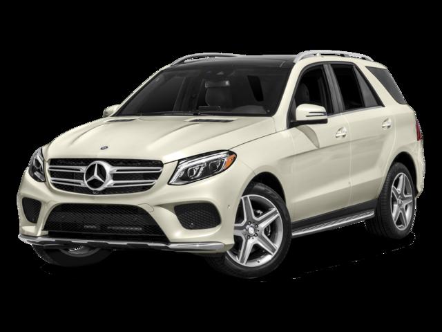 2016 Mercedes-Benz GLE GLE400 4MATIC SUV Sport Utility