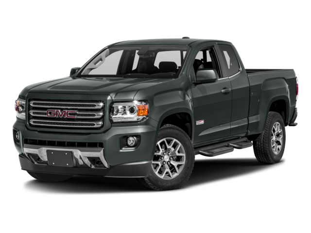 2016 GMC Canyon SLE Truck