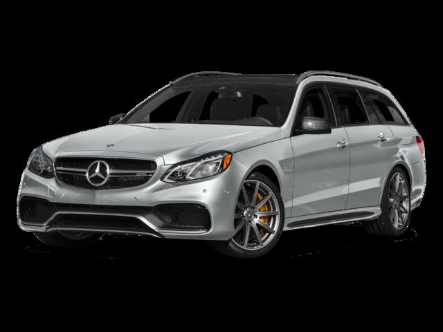 2016 Mercedes-Benz E-Class E63 AMG 4MATIC S-Model Sport Wagon Station Wagon