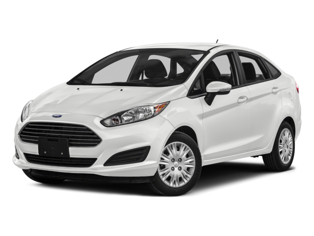 New 2016 Ford Fiesta S 4D Sedan
