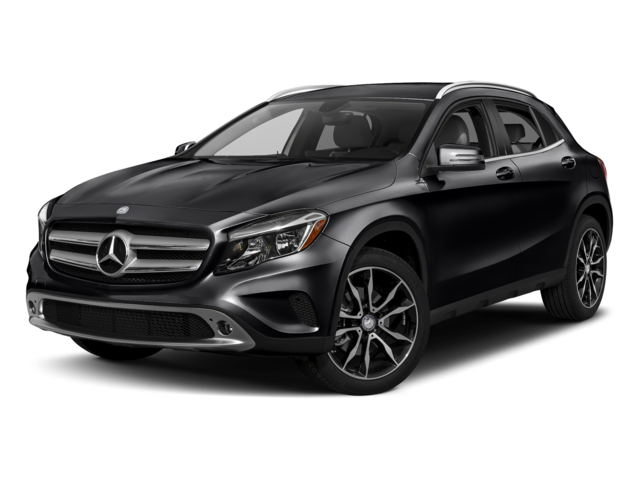 New Mercedes-Benz GLA GLA250