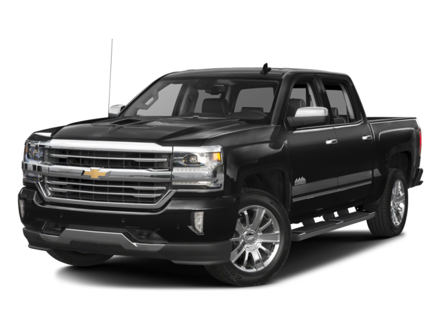 2016 Chevrolet Silverado 1500 4x2 High Country 4dr Crew Cab 6.5 ft. SB Truck