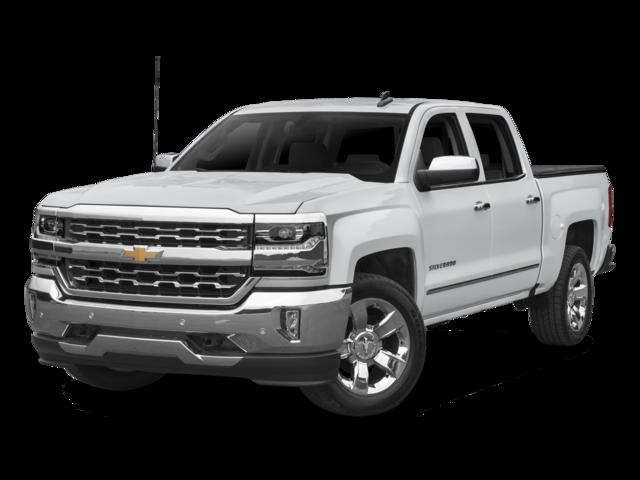 2016 Chevrolet Silverado 1500 SILVERADO Truck