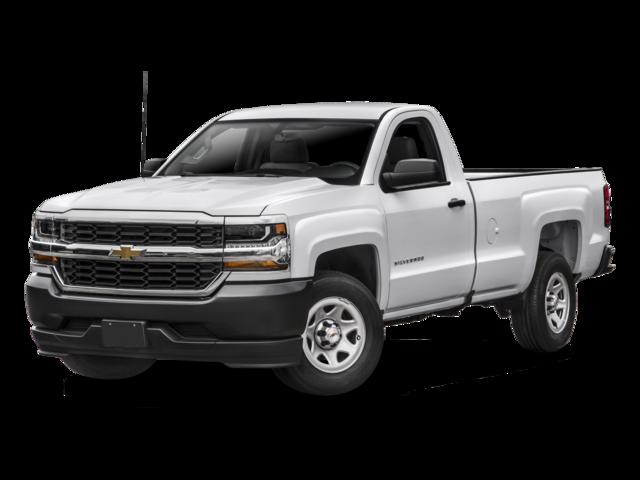 2016 Chevrolet Silverado 1500 REG CAB LS 2WD Truck