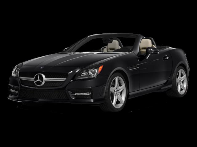 2016 Mercedes-Benz SLK SLK300 Roadster Convertible