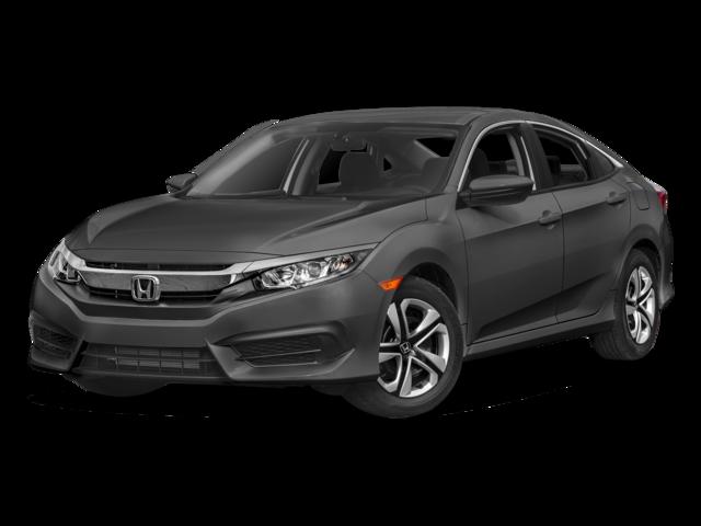 New Honda Civic LX CVT
